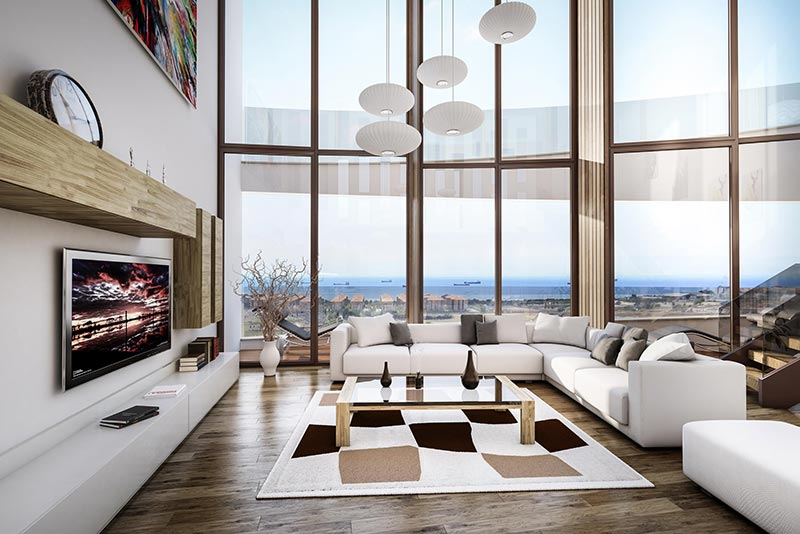 Selenium Atakoy – Interior design