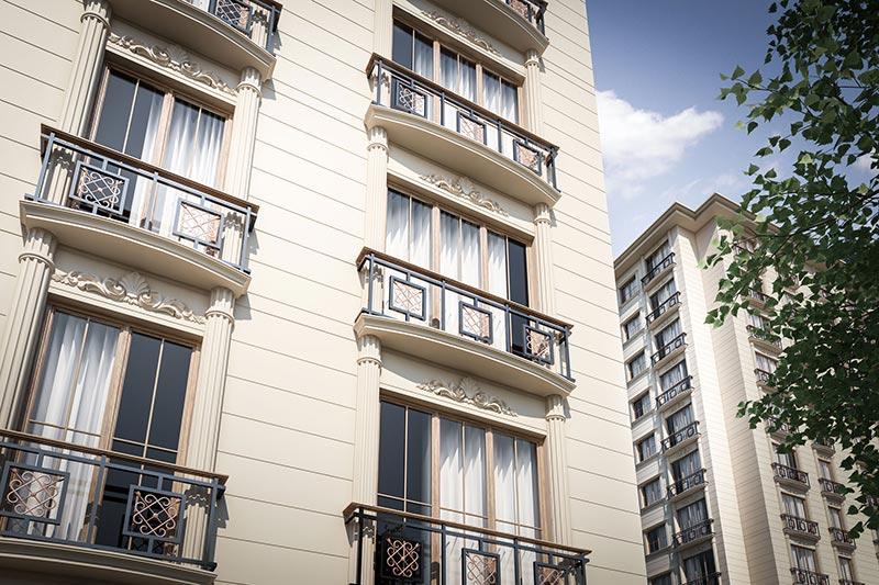 İstanbul Yapı – Kağıthane project