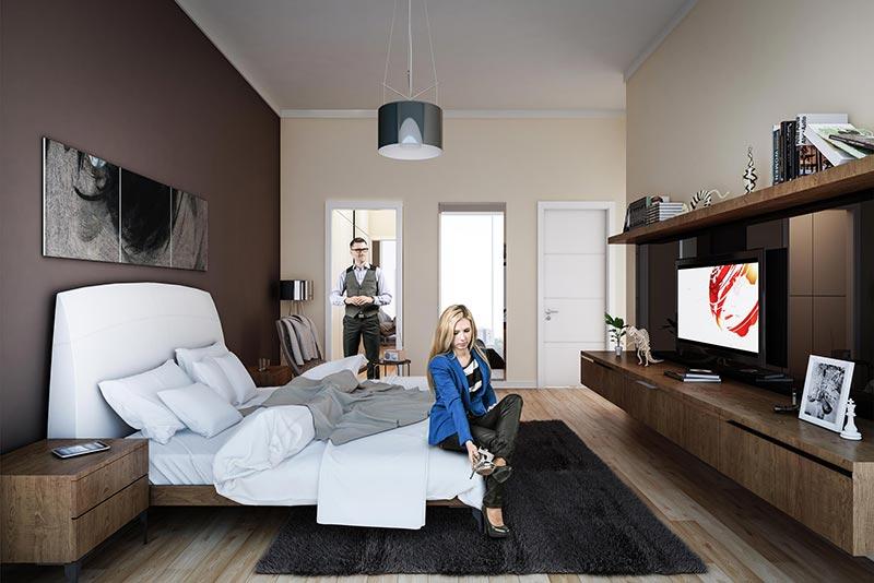 Nurol GYO – Cendere interior design