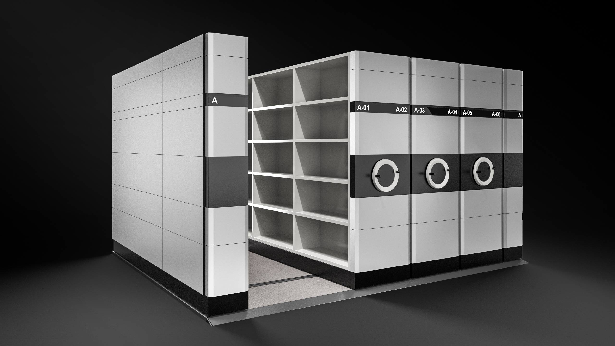 Bruynzeel – Archive Storage Units