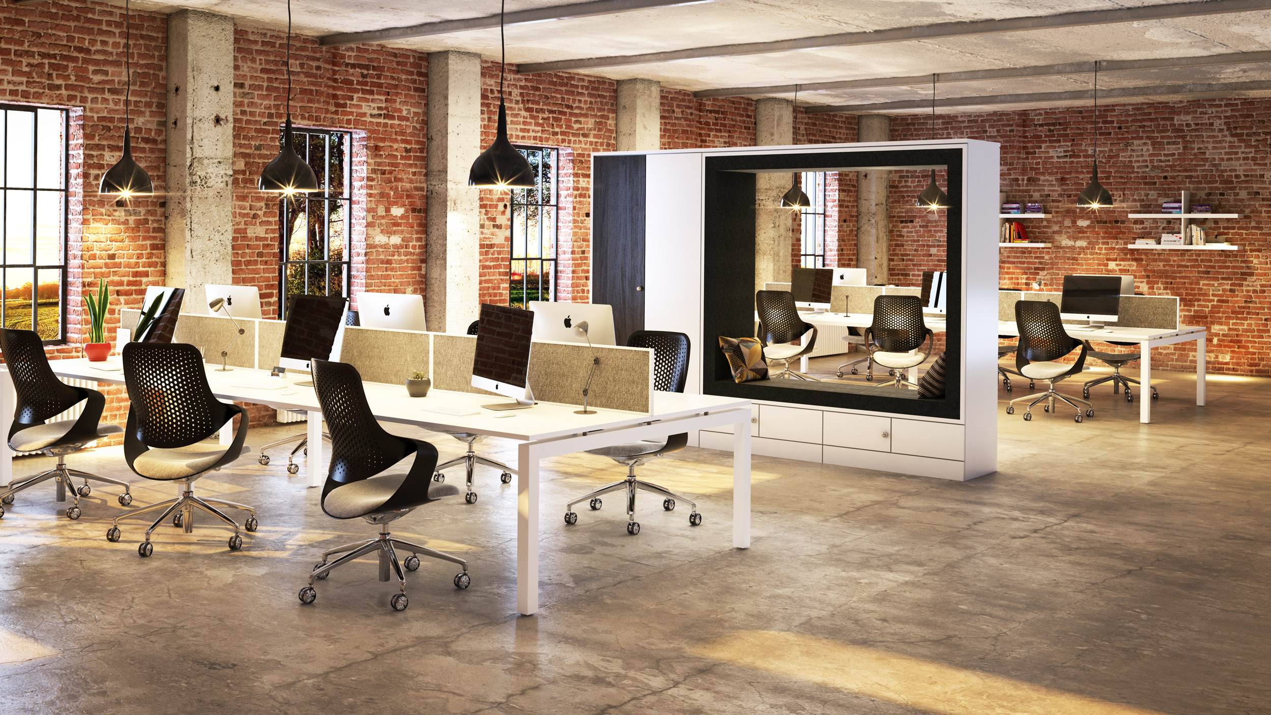 Spacestor – Office Furniture